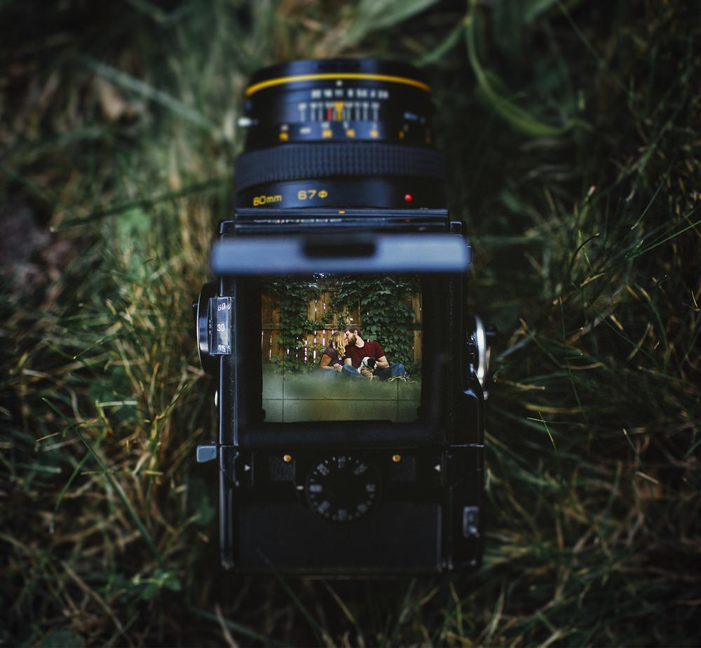 Bryan Hempstead Jr. - Kodak Gold 100