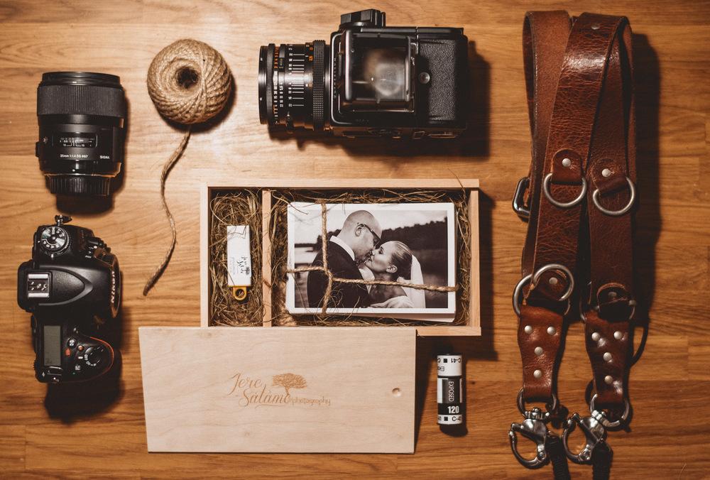 Jere Satamo - Kodak Portra 160+