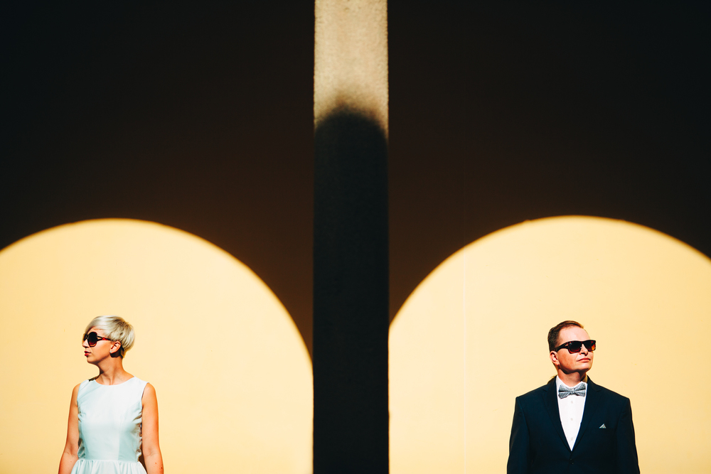 Karolina & Michal - Kodak Portra 800+1