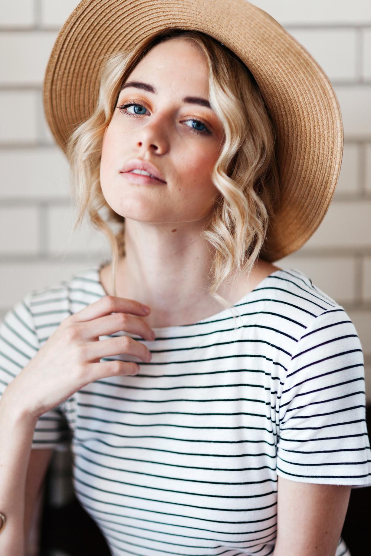 Kayla Snell - Agfa Vista 100