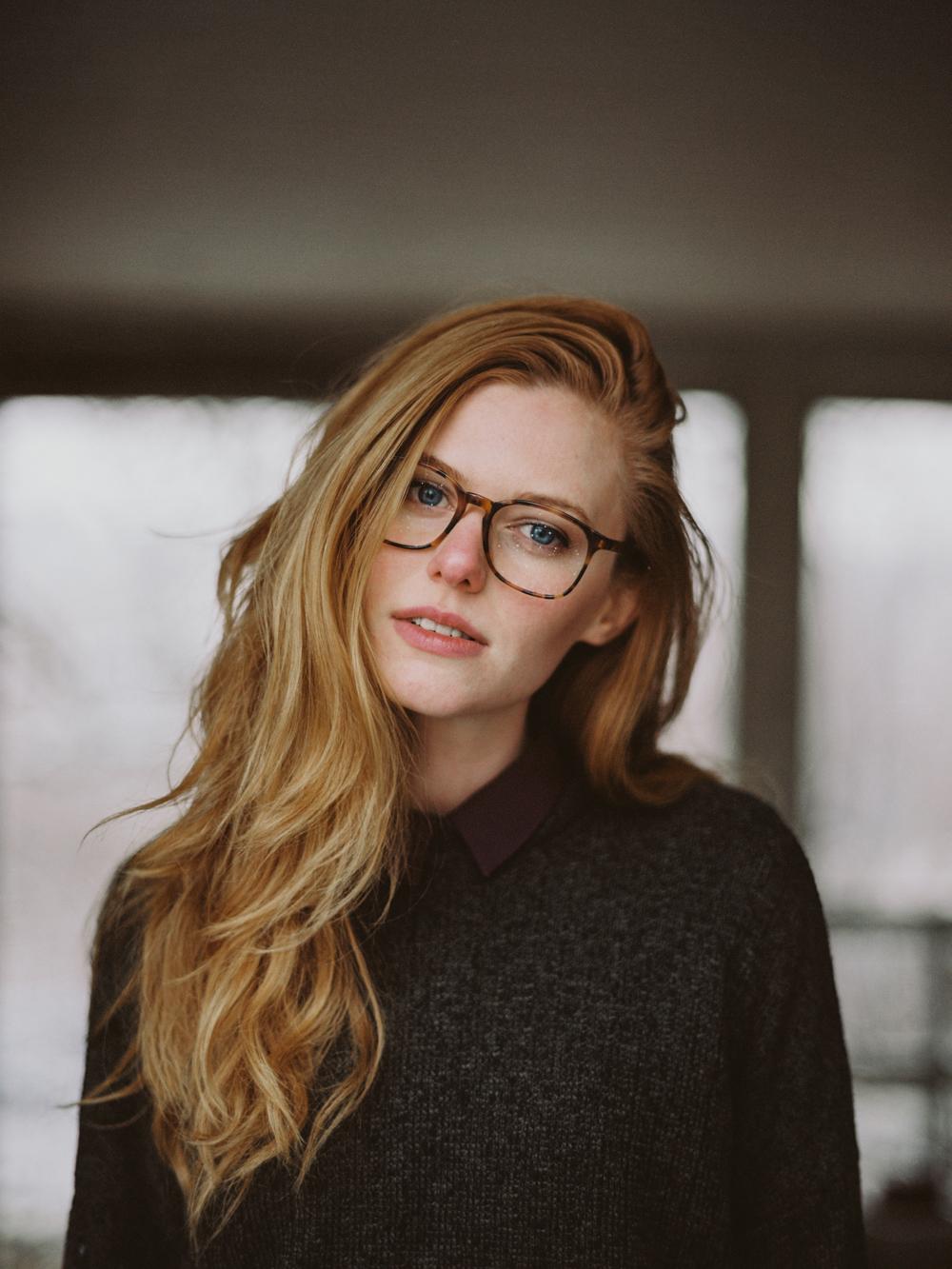 Kelly Smith - Kodak Portra 160