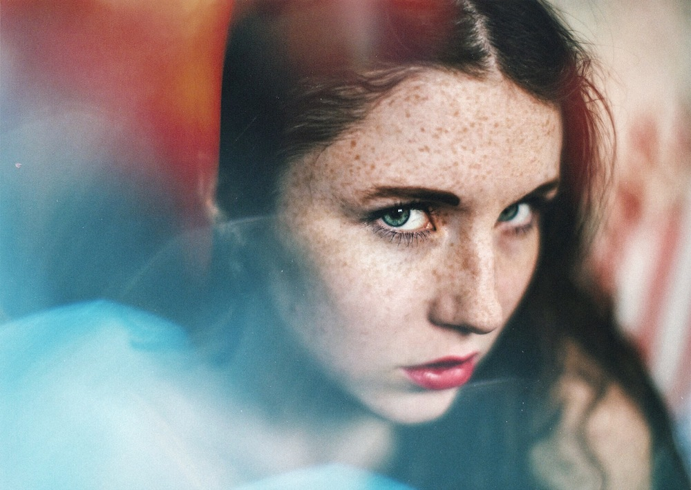 Lena Mirisola - Kodak Portra 400+