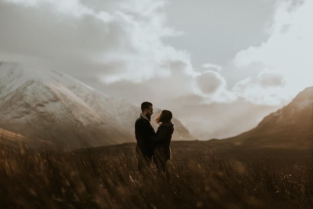 Sarah & Darren Hendry - Kodak Portra 400
