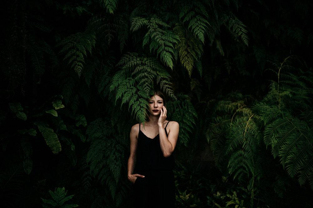 Rebecca Konrad - Kodak Porträt 160