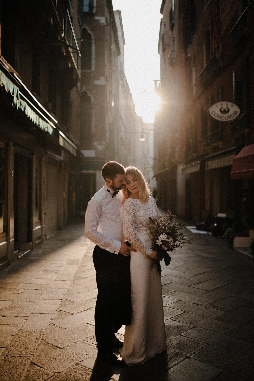 Irina and Matej