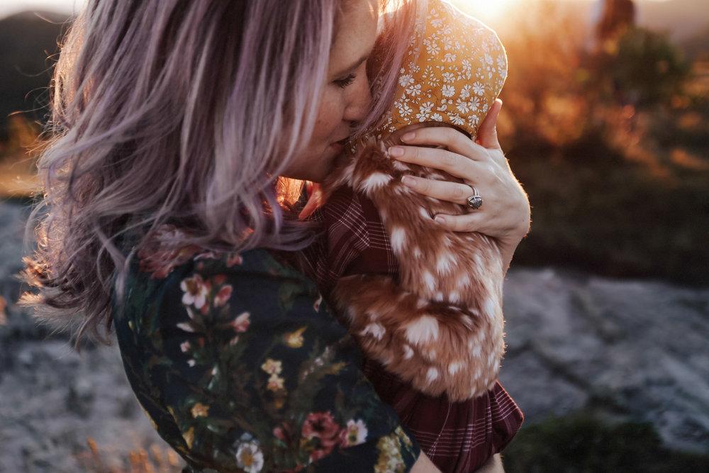 Amanda Sutton - Kodak Portra 160+