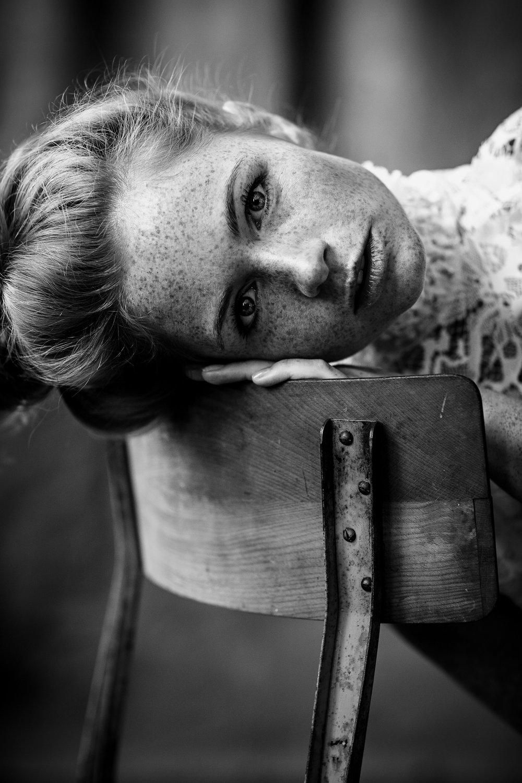 Anne Hoffmann - Kodak Tri-X 400