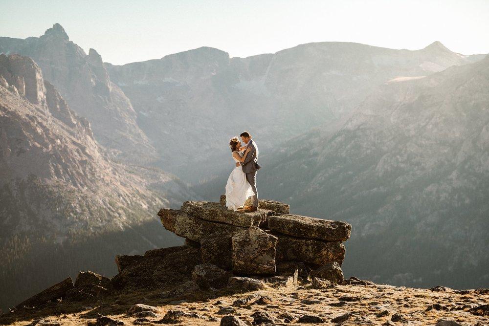 Maddie Mae Adventure Wedding Photographer