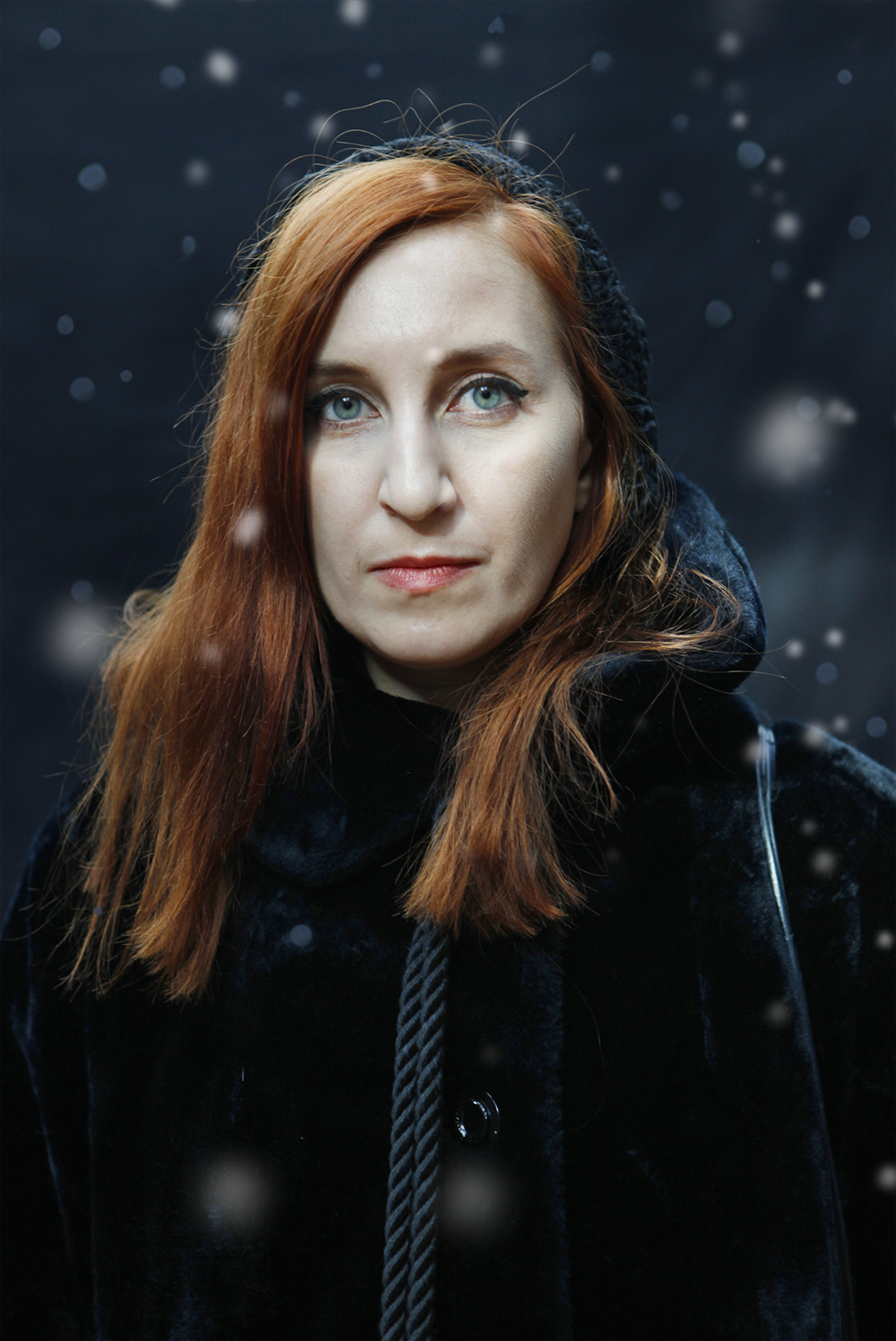 Modeskapare porträtt Helena Ekström unique talents foto David Falk