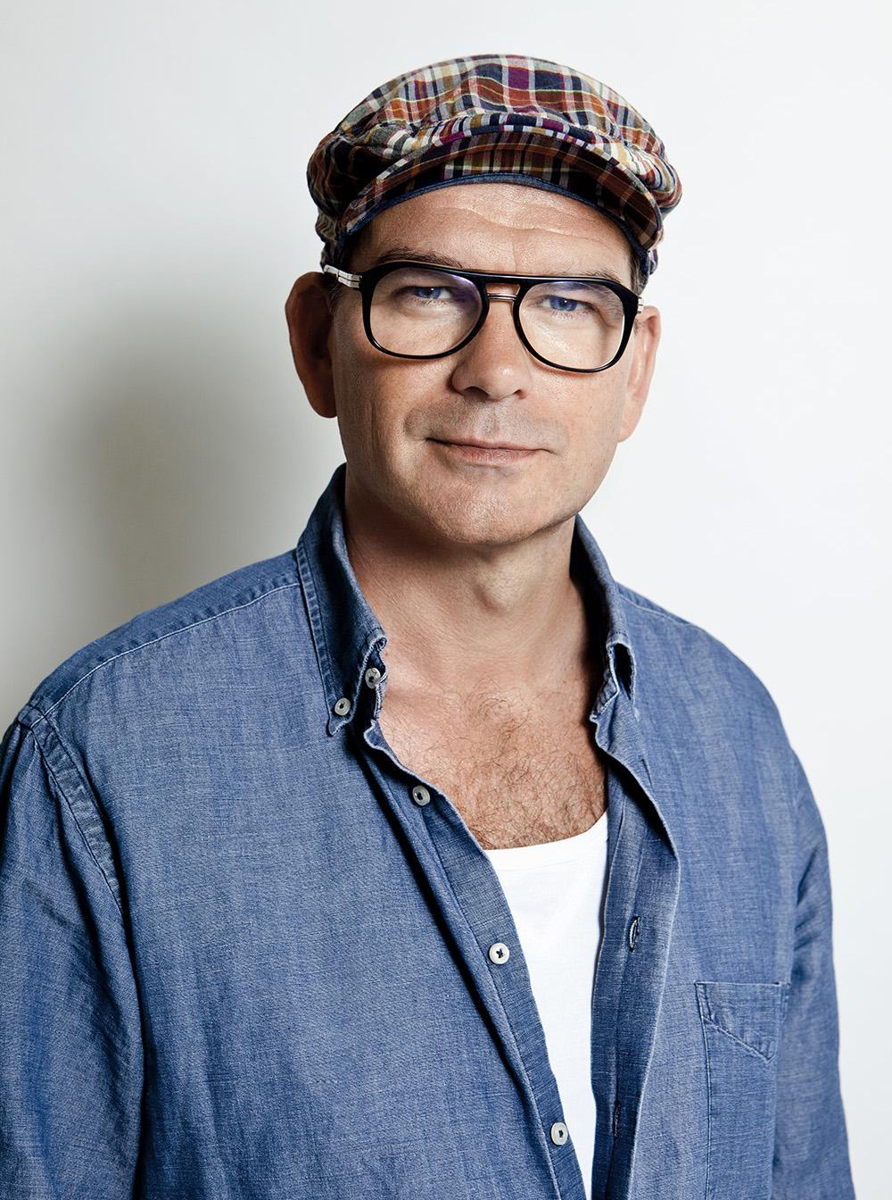 skådespelare porträtt Magnus Roosmann unique talents foto David Falk