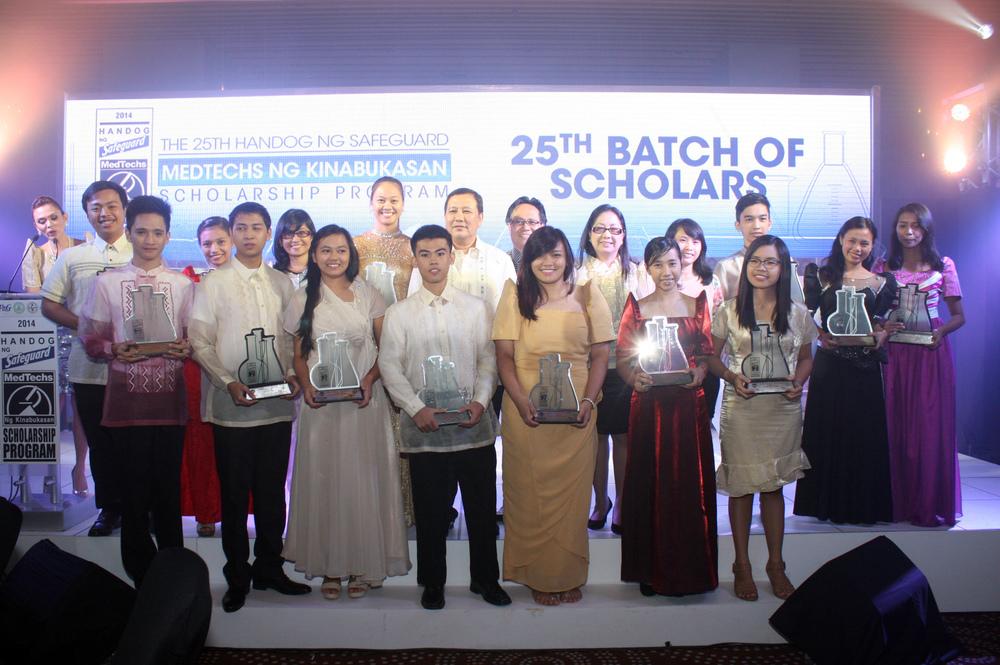 Handog ng Safeguard Scholarship Program