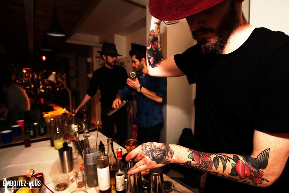 Cocktail Emboîtez-vous