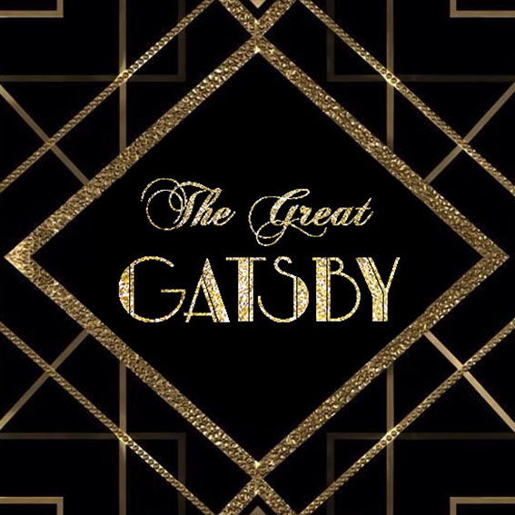 Box à thème - The great gatsby