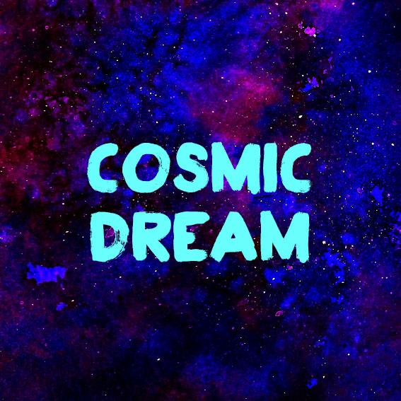 Box à thème - Cosmic dream