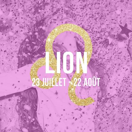 horoscope spécial soirées - blog - lion - emboitez-vous