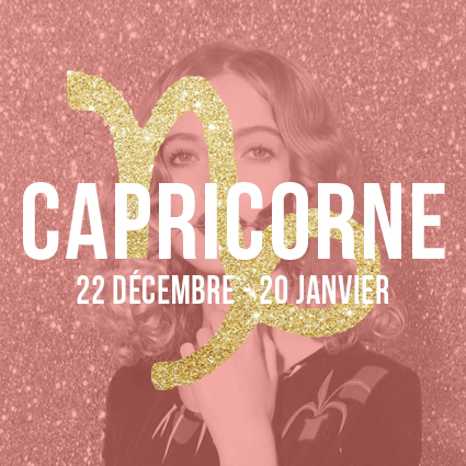 horoscope spécial soirées - blog - capricorne - emboitez-vous