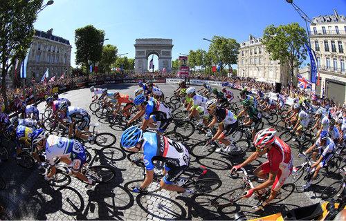 Tour de France - 1er Juillet - 23 Juillet 2017