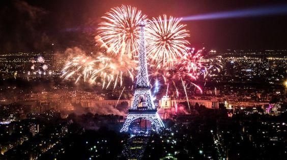 Fête Nationale - Vendredi 14 Juillet 2017