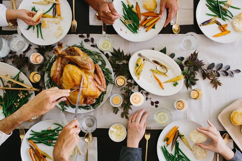 Thanksgiving - Jeudi 23 Novembre 2017