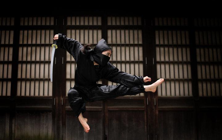 Journée des Ninjas - Mardi 5 Décembre 2017