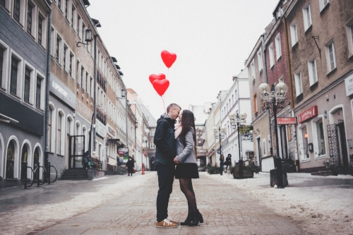 Saint Valentin - Mercredi 14 Février 2018