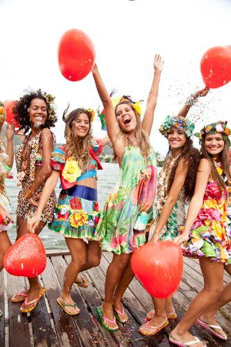 Organiser une fête d'été dans son jardin - blog - emboitez-vous