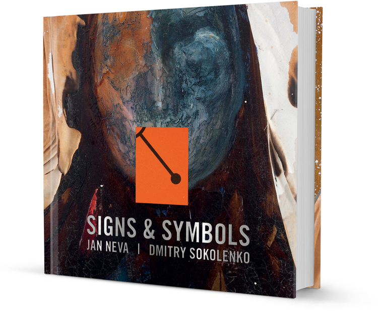 Jan Nevasigns Symbols Art Book Jan Neva