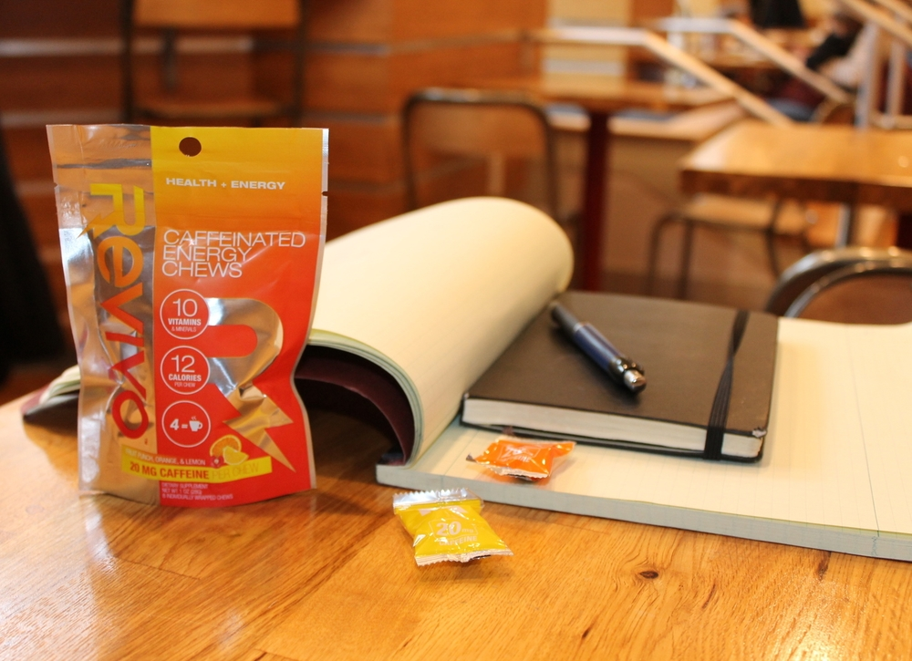 Revivo Energy Chews   Professionally engineered   Learn More
