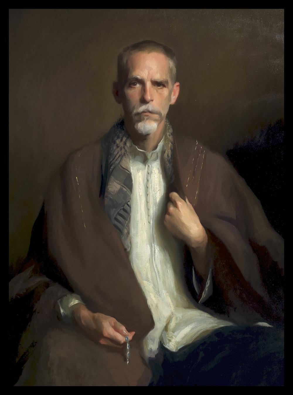 Portrait of Mark Abouzeid