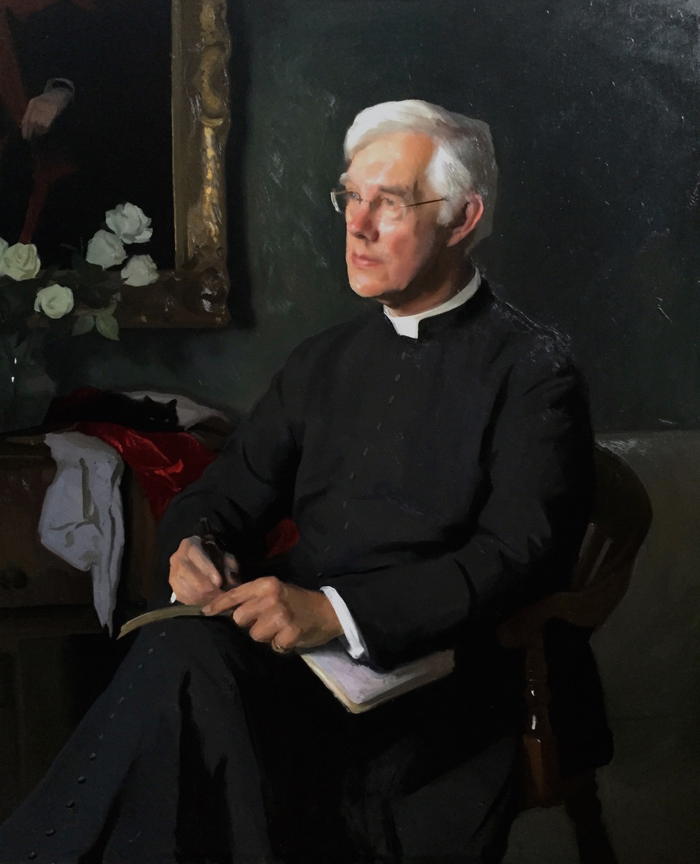 The Dean of Canterbury, Robert Willis