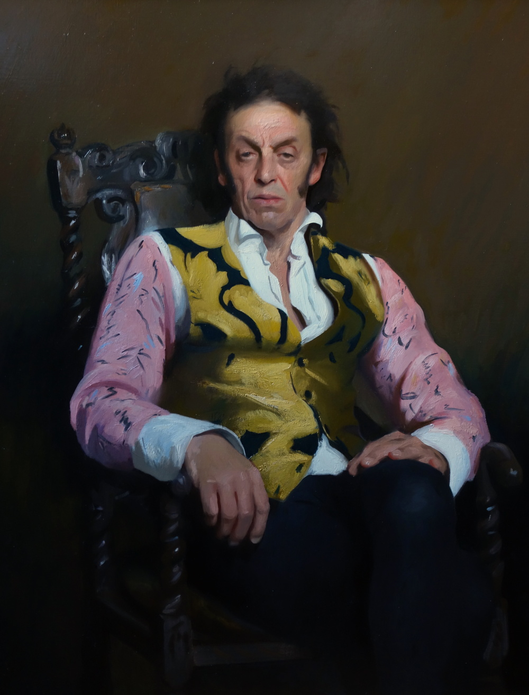 Portrait of Jim Penfold