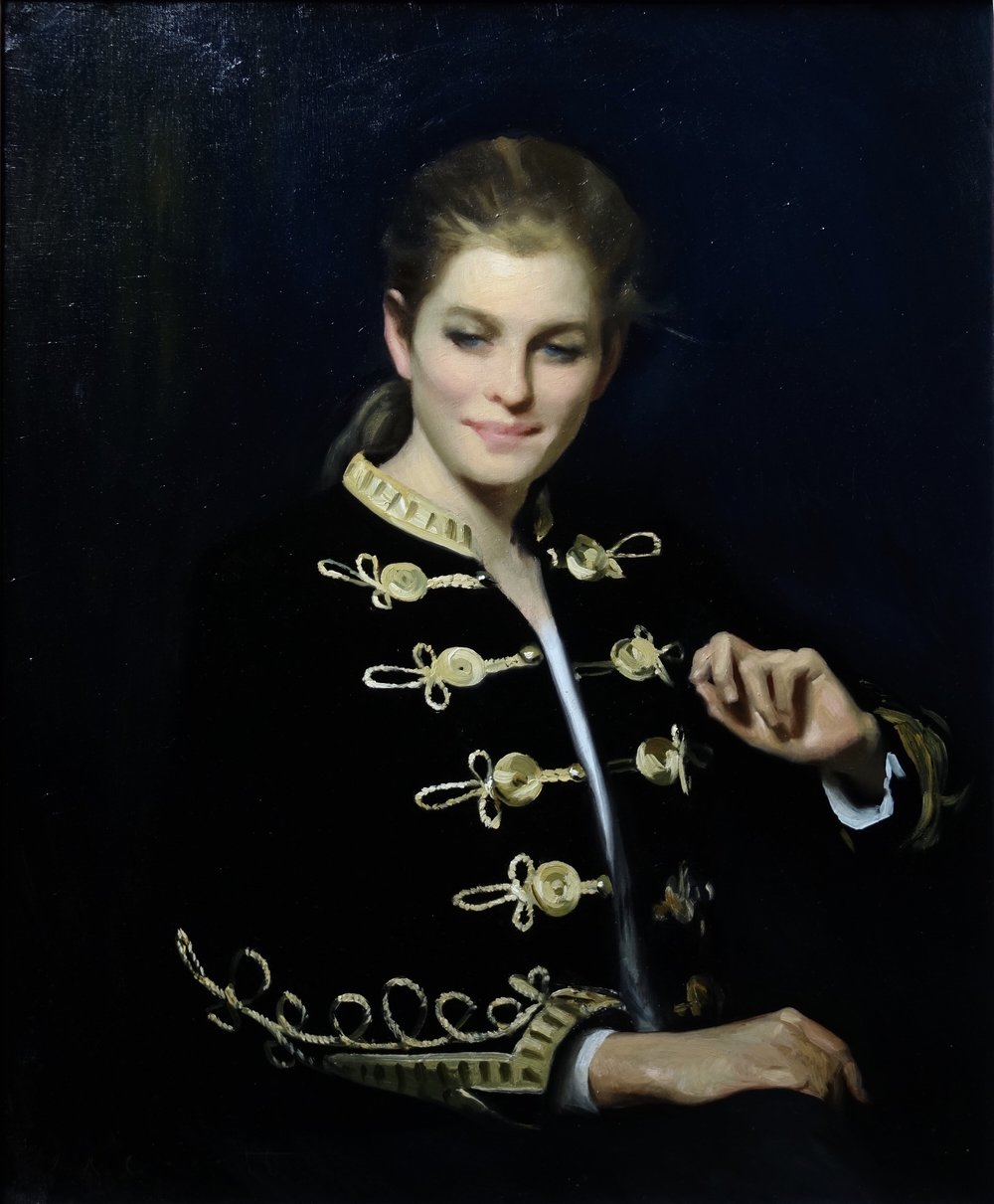 Portrait of Lydia