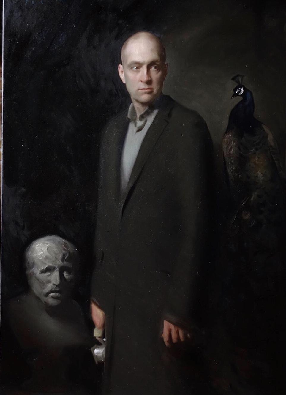 Portrait of Derren Brown