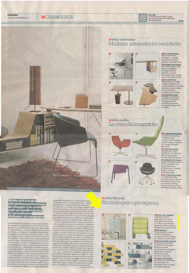La Repubblica_ R Casa Design 16 Febbraio 2012.jpg