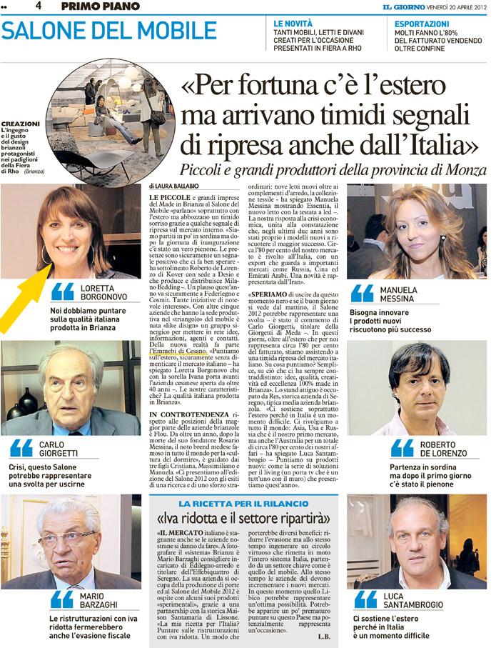 IlGiorno ed. Brianza 20 aprile 2012.jpg