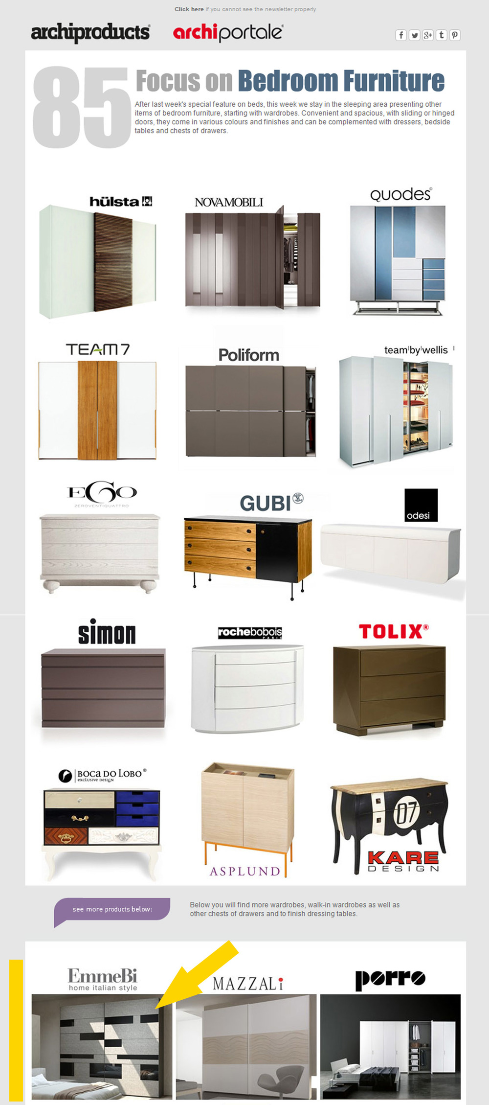 FocusOnBedroomFurniture_Newsletter Archiportale 27 Dicembre 2012.jpg