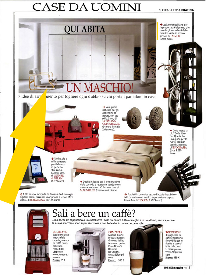 ForMen Magazine Marzo 2013.jpg