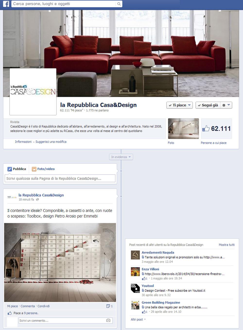 Facebook_La Repubblica Casa&Design 9 Maggio 2014.jpg