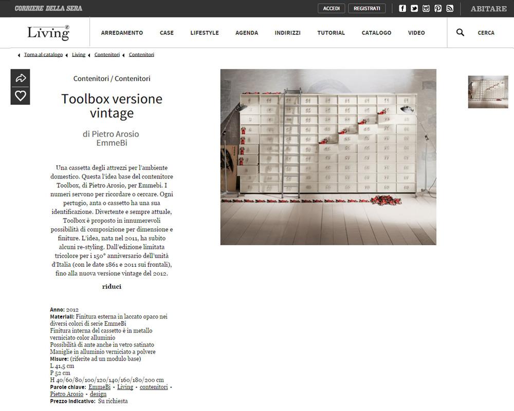 www.living.corriere.it 20 Settembre 2014.jpg