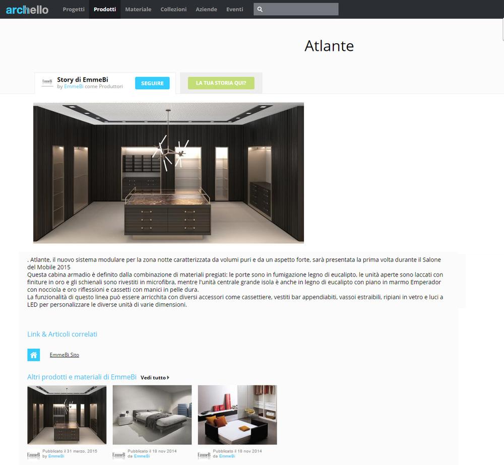 Archello.com . Italia