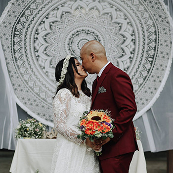 1eafd8630f710 Do It Yourself Rustic Wedding in The Philippines / Jec and Darrel's ...