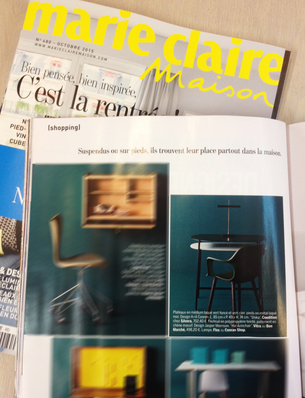 Marie Claire Maison / France / 10.2015