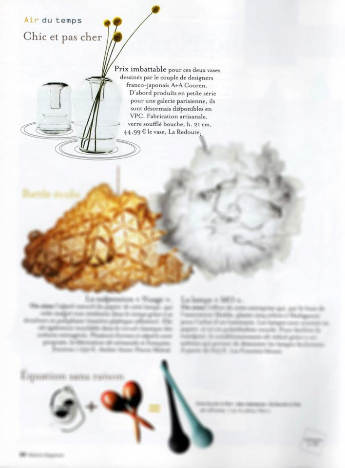 Maison Magazine (Fr) 2013