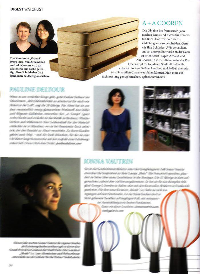 Ad (DE) | Sept. 2011