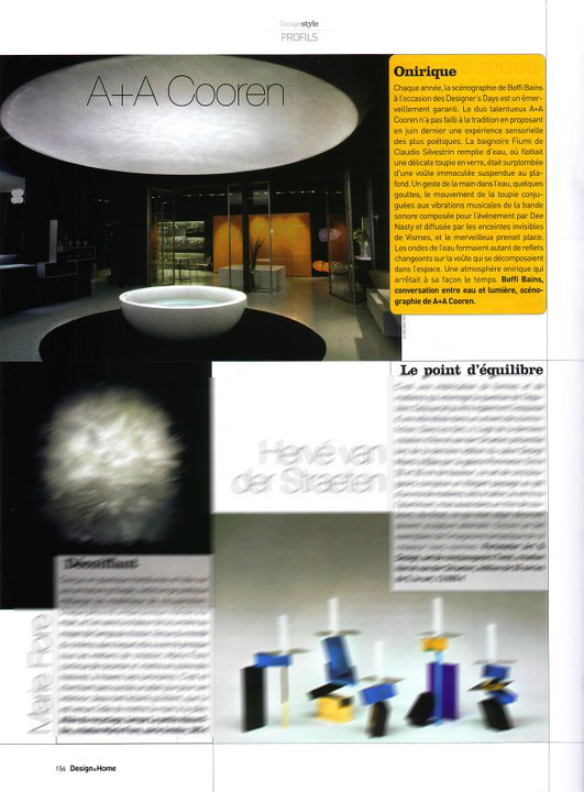 Design@Home (FR) | Aug. 2011