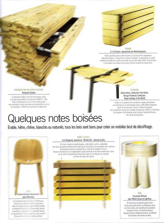 Beaux Arts Magazine (FR) | July 2011