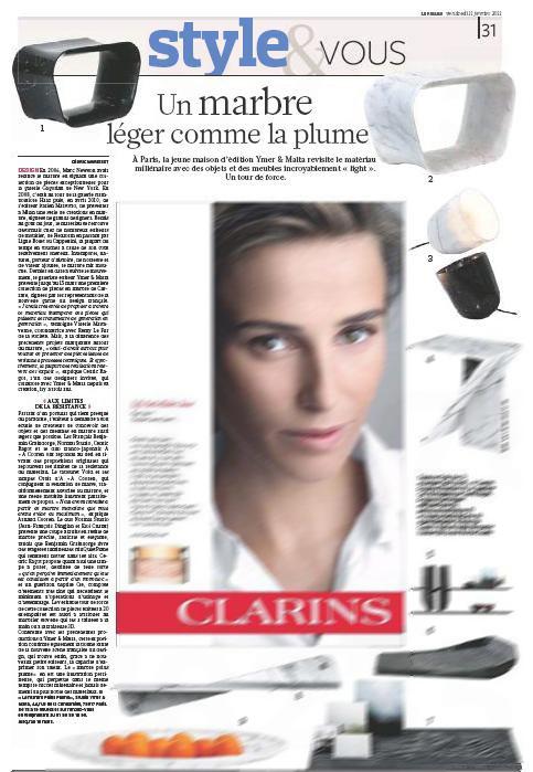 Le Figaro (Fr) 2011