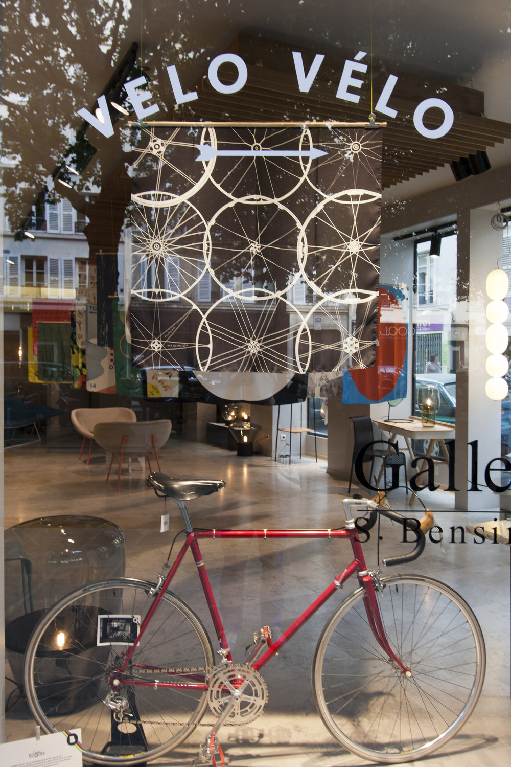 VELOVELO - Gallery S. Bensimon - Paris - 2014