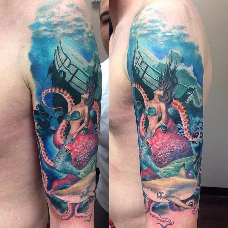 Work done by Lorin Hay