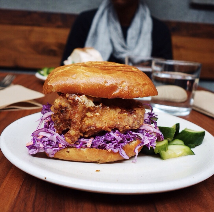 Fried Chicken Sandwich | Salumeria